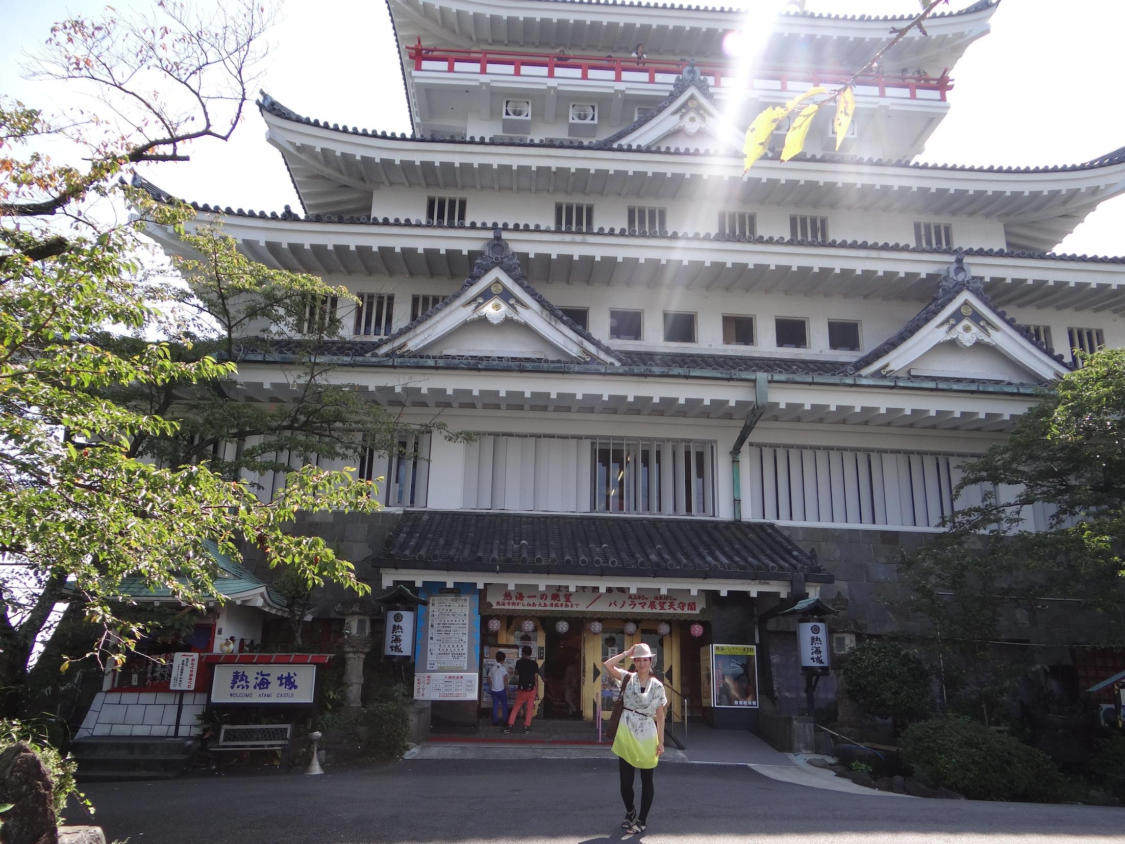 Atami Jou Temple