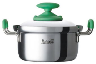 "Excellent multifunctional pan ""Cook Rainbow"""