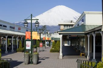 Gotemba-Outlet Shopping Mall