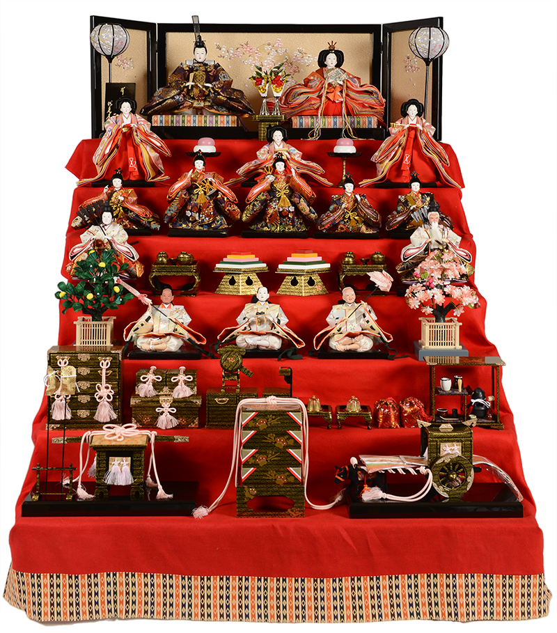 Hinamatsuri (Girl's day)