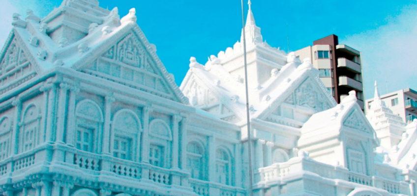 The Sapporo Snow Festival (Sapporo Yuki Matsuri)